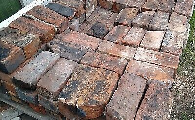 Typical 100+ year old House Bricks