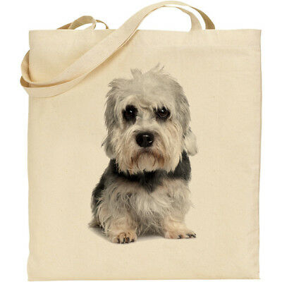 CS Yorkshire Terrier dog breed cotton shopping//shoulder//tote bag  reusable gift