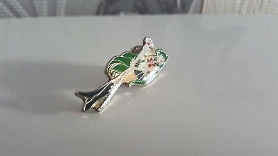 1992 Official Sailor Moon Pluto Figur Doll Anstecker Pin Silver Limited Edition