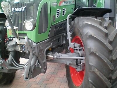 Anti Theft Security Locking System for Fendt Tractors - Thatcham Approved