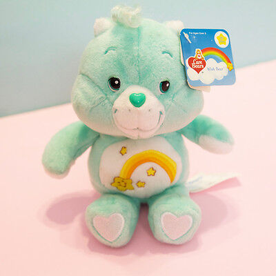 Care Bear Wish Bear 20th Anniversary Collectors Edition Soft Plush Toy
