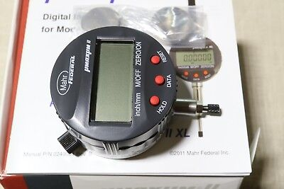 "Mahr Federal Digital Comparator Indicator ± 0.042"" Range / 0.00001"" Resolution"