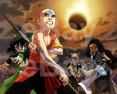 Avatar The Last Airbender (TV) 10x8 Photo