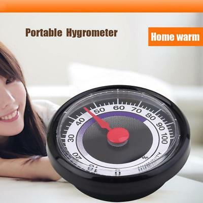 Accurate Durable Analog Hygrometer Humidity Meter Indoor Outdoor Power-Free