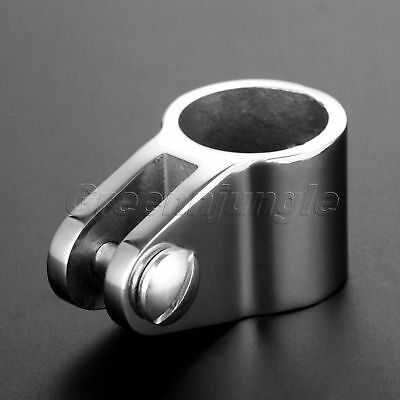 """1x Boat Yachting Marine Stainless Steel Hardware Bimini Top Jaw Slide Fits 7/8"""""""