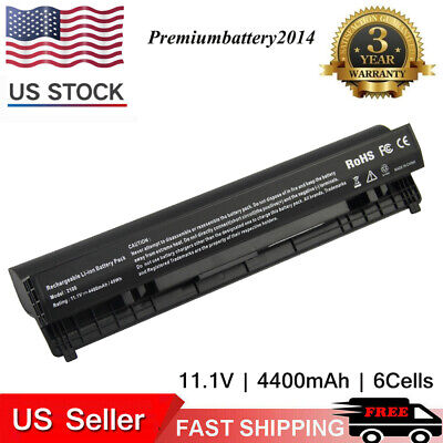 Lot Battery for Dell Latitude 2100 2110 2120 312-0229 4H636 00R271 451-11039 New