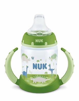 NUK, Learner Cup, 6+ Months, Dinosaur, 1 Cup, 5 oz (150 ml)