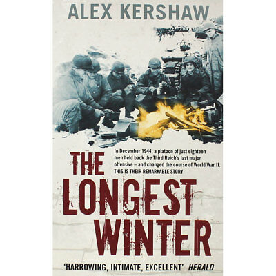 The Longest Winter by Alex Kershaw (Paperback), Non Fiction Books, Brand New