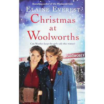 Christmas at Woolworths by Elaine Everest (Paperback), New Arrivals, Brand New
