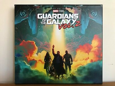 ❅❅ Uk - Marvel The Art Of Guardians Of The Galaxy Volume 2❅❅