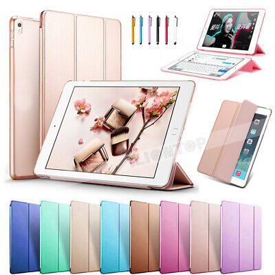 For iPad Air 1st Gen (A1474 A1475 A1476) Slim Magnetic Leather Smart Cover Case