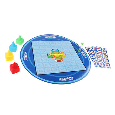 Kids Children Memory Matching Game Educational Toy Board Games with Family