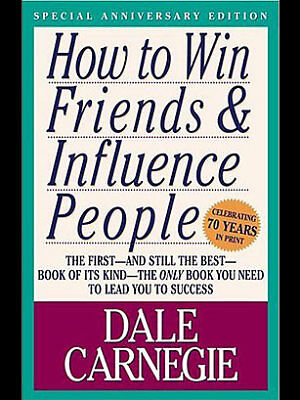 NEW How to Win Friends and Influence People by Dale Carnegie (Free Shipping)