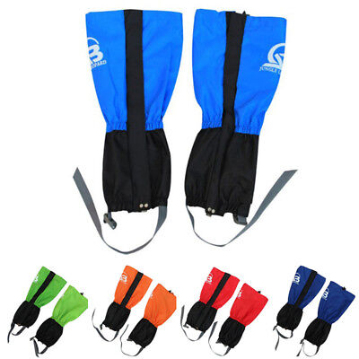Waterproof Gaiters Breathable Feet Protector Heat Insulation One size Nylon New