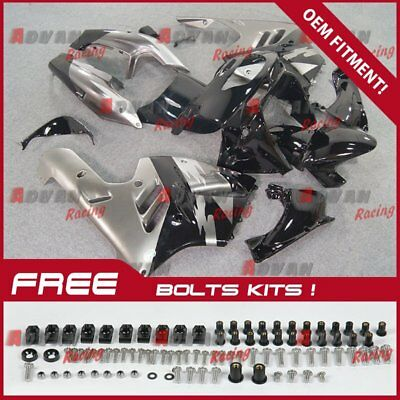 For Kawasaki Ninja ZX9R 1994-1997 Fairings Bolts Screws Set Bodywork Plastic 09