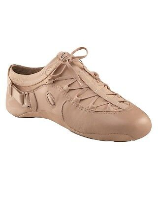 Brand New! Capezio Fizzion Dance Shoes - P Nude/Beige Jazz ballet Youth 1-2.5