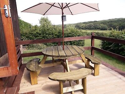 2 night stay in Eco Hut (glamping) - Near The Blean - Kent