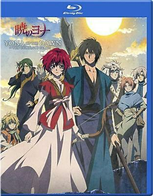 Yona of the Dawn: the Complete Series - Blu-Ray Region 1 Free Shipping!