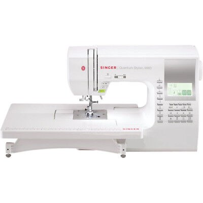 NEW Singer Sewing Co 9960 Quantum Stylist Electric Machine