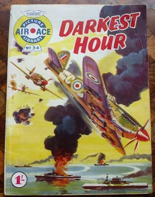 Air Ace No.34 Darkest Hour good condition see pics