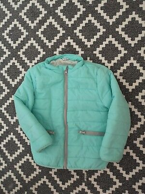 Tkmaxx Baby Girls Bomber Jacket age 1-2 yrs -VGC !!!