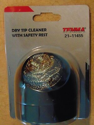 93T9672 21-11455 - Soldering Iron Tip Cleaner w/Safety Rest