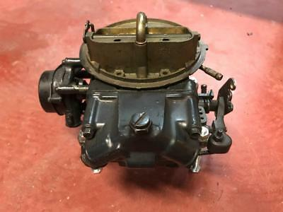 Volvo Penta 3.0L carburetor, Holley 80321