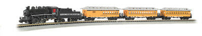 Bachmann - Durango & Silverton Train Set - N