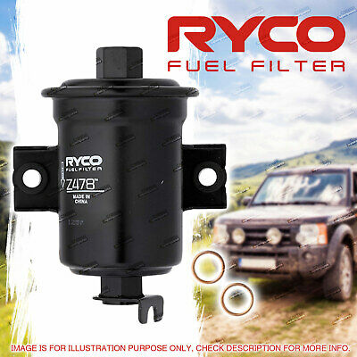 ryco fuel filter for toyota corolla ae 101 102r 102x 112r starlet holden  nova