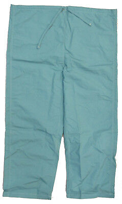 U.S. Military Surplus Men's Surgical Scrubs - Medical Operating Trousers - LARGE