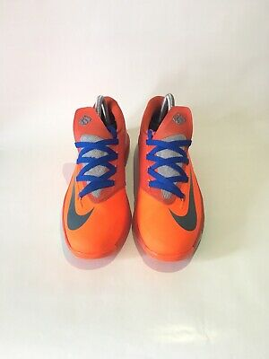 promo code b0af3 a40a5 Nike Air Zoom Kevin Durant 6 KD VI NYC New York City Basketball Sneaker Size  5.5