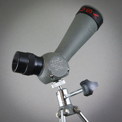 🔭 Extremely Rare Early 1960's Space Satellite Telescope 7x40 Kalimar Model S-1
