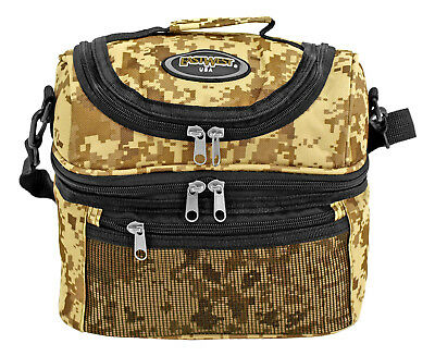 511 5 11 tactical insulated lunch bag weather resistant black brand