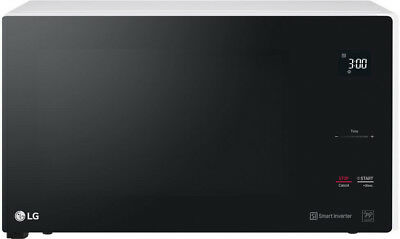 New LG - MS2596OW - NeoChef 25L Smart Inverter Microwave