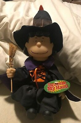 Halloween Peanuts Dancing Lucy Witch Costume Musical Charlie Brown