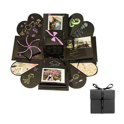 Romantic Exploding Photo Album Box Perfect Gift For Anniversary/Valentines Day