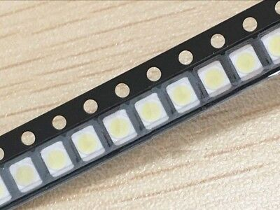 100pcs LED Backlight LG 1210 3528 2835 1W 100LM Cool White LCD TV Application