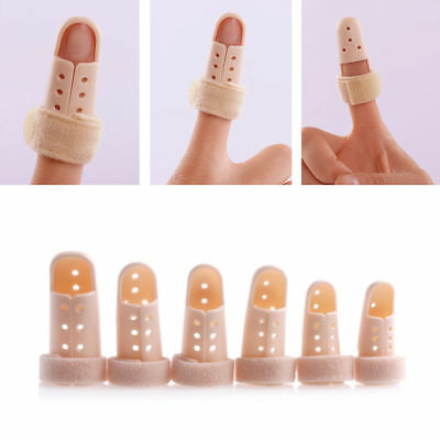KD_ 1 Pc Finger Injury Pain Splint DIP Joint Mallet Support Brace Protection Apt