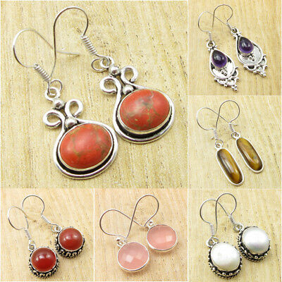 Many Different Styles EARRINGS Collection ! 925 Silver Plated FASHION Jewelry