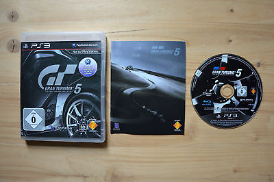 PS3 - Gran Turismo 5 - Collector´s Edition - (OVP, mit Anleitung)
