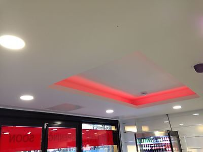 suspended ceiling fitting including materials £11pm2