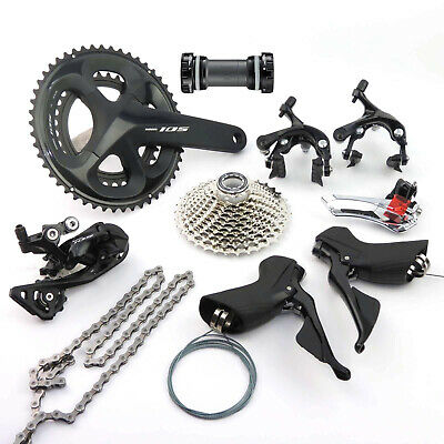 6770 Groupset Shimano Ultegra Di2 Electronic Kit Road Bicycle 170/&172.5/&175 10s