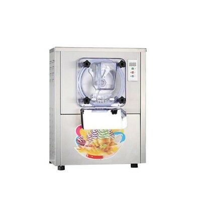 Stainless Steel Ice Cream Machine Intelligent  Automatic Ice Cream Maker 1400W