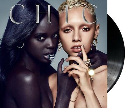 "Chic & Nile Rodgers ""it's about time"" Vinyl LP NEU Album 2018 Vö 09.11."