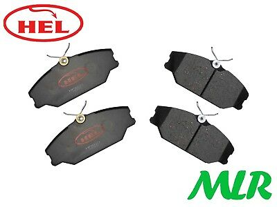 Hel Performance Renault Clio Sport Mk2 182 172 2.0 Track Day Front Brake Pads