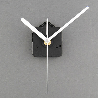 Quartz Useful Clock Movement Mechanism Parts making DIY Tools with White Hands