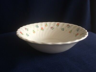 """Wedgwood Cascade 6 1/4"""" cereal bowl"""