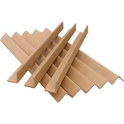 HIGH QUALITY CARDBOARD EDGE GUARDS PALLET PROTECTORS STRIPS CORNERS 600mm 1200mm