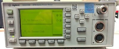 Hp Agilent E4419B EPM Series Power Meter - CALIBRATION CERT. INCLUDED (y447)