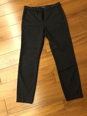 The Kooples Womens Tailored Suit Trousers 34